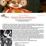 Flyer Kathakali A5
