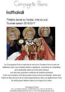 couverture DA Kathakali
