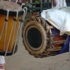 Tambours du Kerala